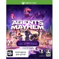 Игра Agents of Mayhem (Xbox One)