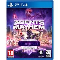 Игра Agents of Mayhem (PS4) (rus)
