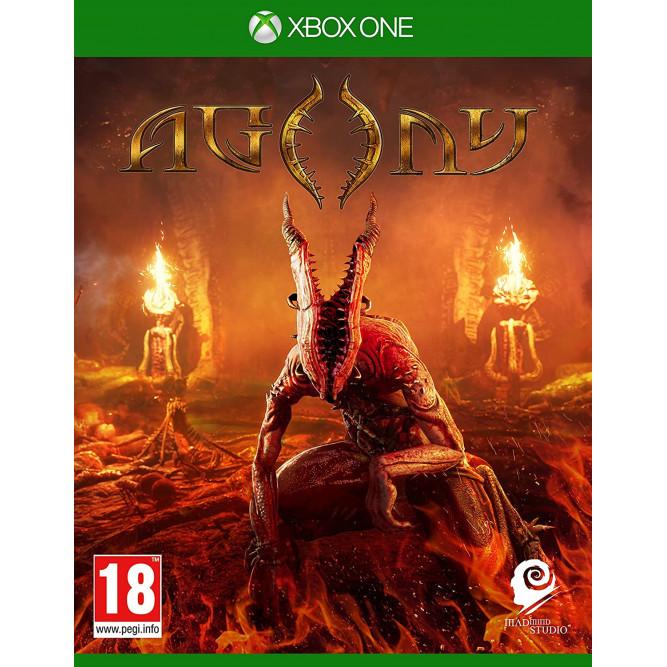 Игра Agony (Xbox One) (rus sub)