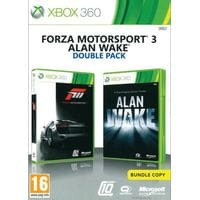 Игра Alan Wake and Forza Motorsport 3 Double Pack (Xbox 360) б/у