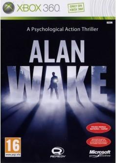 Игра Alan Wake (Xbox 360) б/у
