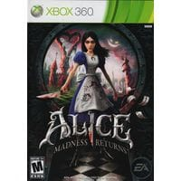 Игра Alice: Madness Returns (Xbox 360) б/у