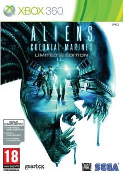 Игра Aliens: Colonial Marines (Расширенное издание) (Xbox 360) б/у (rus)