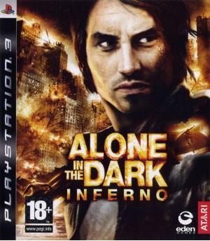 Игра Alone in The Dark: Inferno (PS3) б/у
