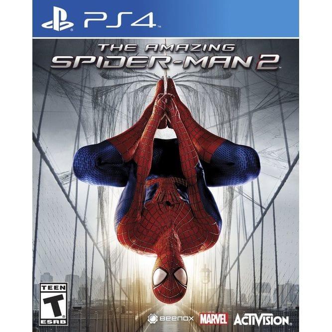 Игра Amazing Spider-Man 2 (PS4) б/у (rus)