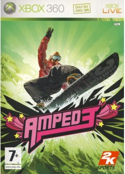 Игра Amped 3 (Xbox 360) (eng) б/у