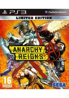Игра Anarchy Reigns. Limited Edition (PS3) (rus)