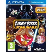 Игра Angry Birds Star Wars (PS Vita) б/у