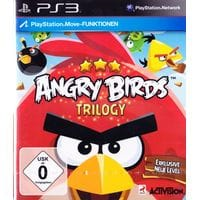 Игра Angry Birds Trilogy (PS3) б/у