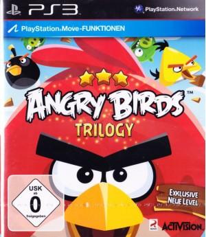 Игра Angry Birds Trilogy (PS3) б/у
