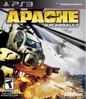 Игра Apache Air Assault (PS3) б/у