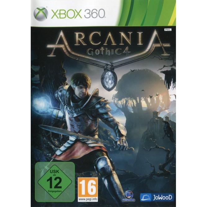 Игра Arcania: Gothic 4 (Xbox 360) б/у