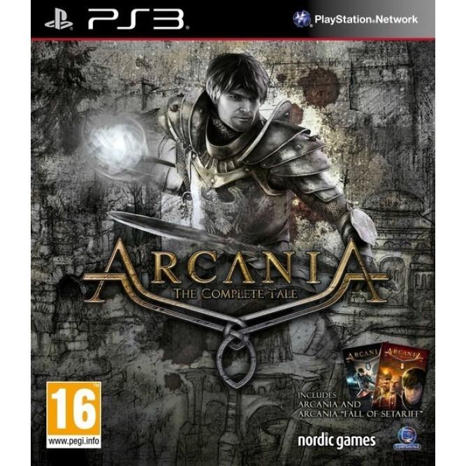 Игра Arcania: The Complete Tale (PS3) б/у