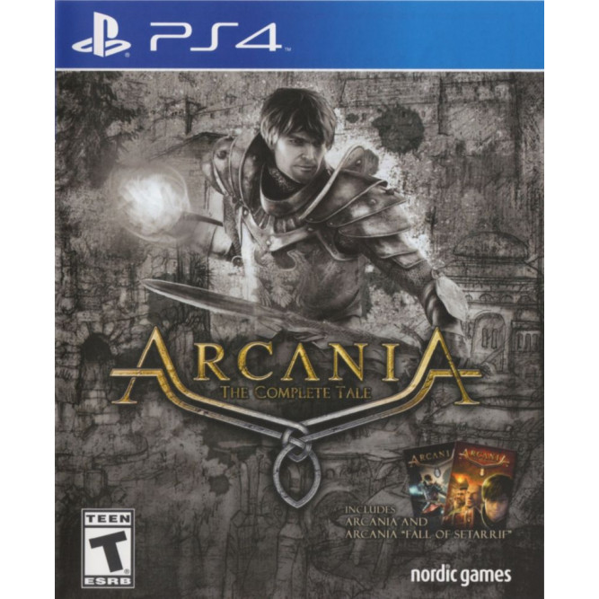 Игра Arcania: The Complete Tale (PS4) (eng)