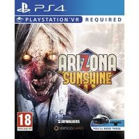 Игра Arizona Sunshine (Только для PS VR) (PS4) (rus)