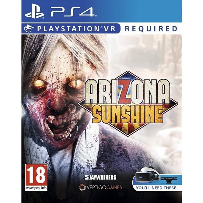 Игра Arizona Sunshine (Только для PS VR) (PS4) (rus)