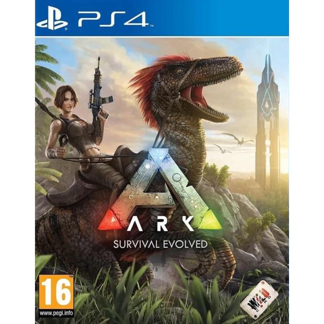 Игра ARK: Survival Evolved (PS4) (eng) б/у