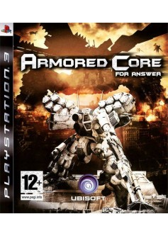 Игра Armored Core: For Answer (PS3) б/у