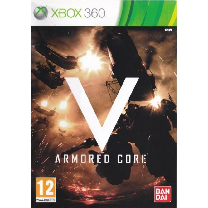Игра Armored Core V (Xbox 360)