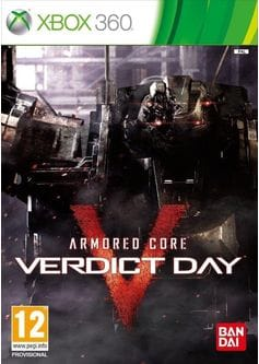 Игра Armored Сore: Verdict Day (Xbox 360) (eng)