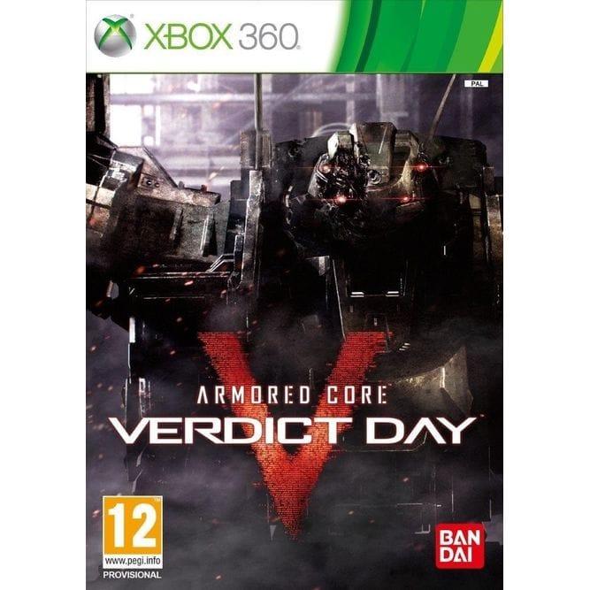 Игра Armored Сore: Verdict Day (Xbox 360) (eng)