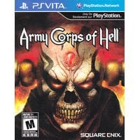 Игра Army Corps of Hell (PS Vita) б/у