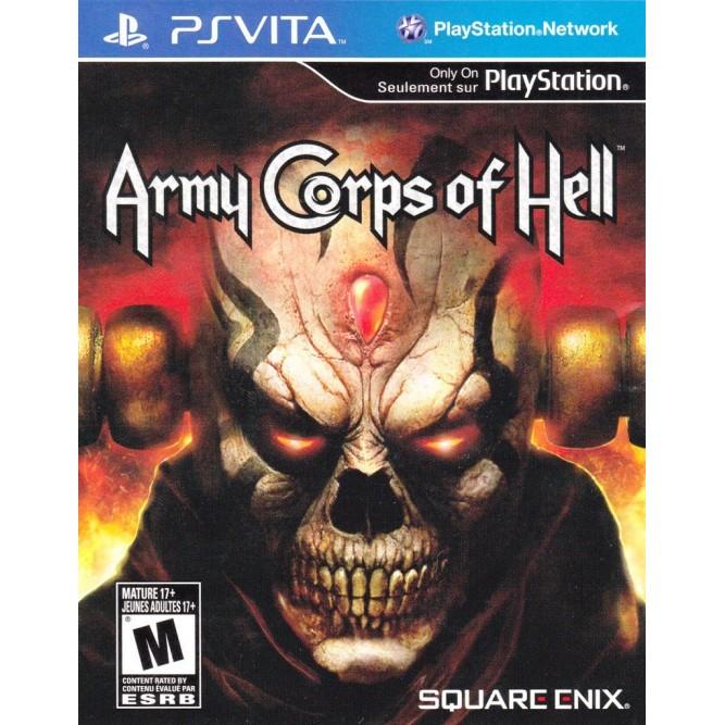 Игра Army Corps of Hell (PS Vita) б/у