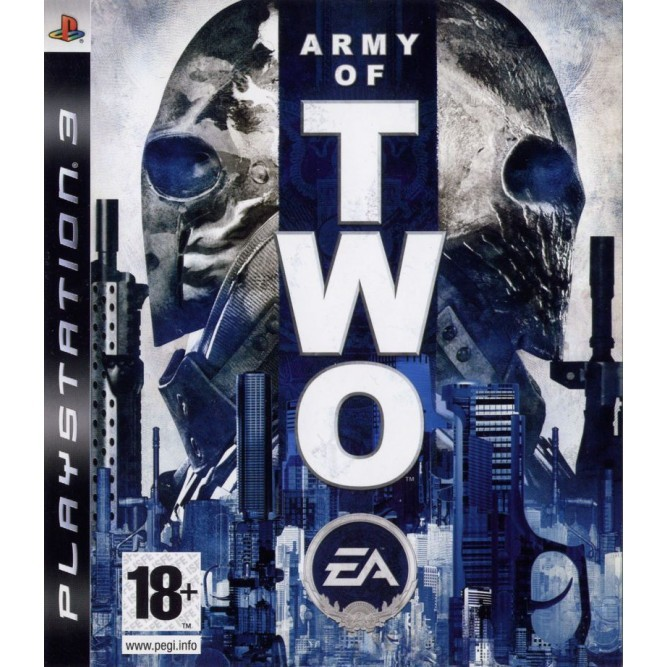 Игра Army of Two (PS3) б/у