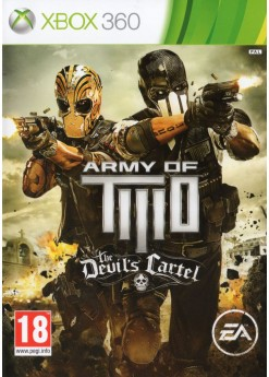 Игра Army of Two: The Devil's Cartel (Xbox 360) б/у