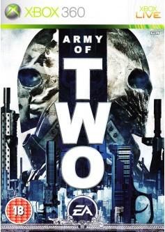 Игра Army of Two (Xbox 360) б/у (rus)