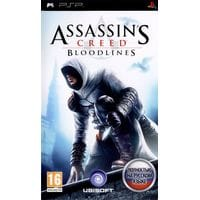 Игра Assassin's Creed Bloodlines (PSP) б/у (rus)