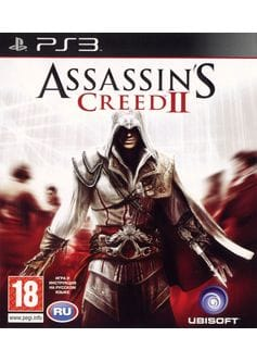 Игра Assassin's Creed II (PS3) б/у (rus)