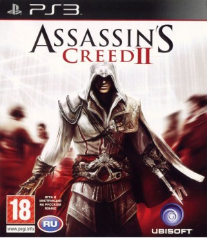 Игра Assassin's Creed II (PS3) б/у (rus)