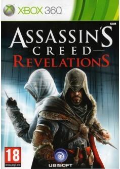 Игра Assassin's Creed: Revelations (Откровения) (Xbox 360) б/у