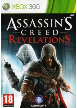 Игра Assassin's Creed: Revelations (Откровения) (Xbox 360) б/у