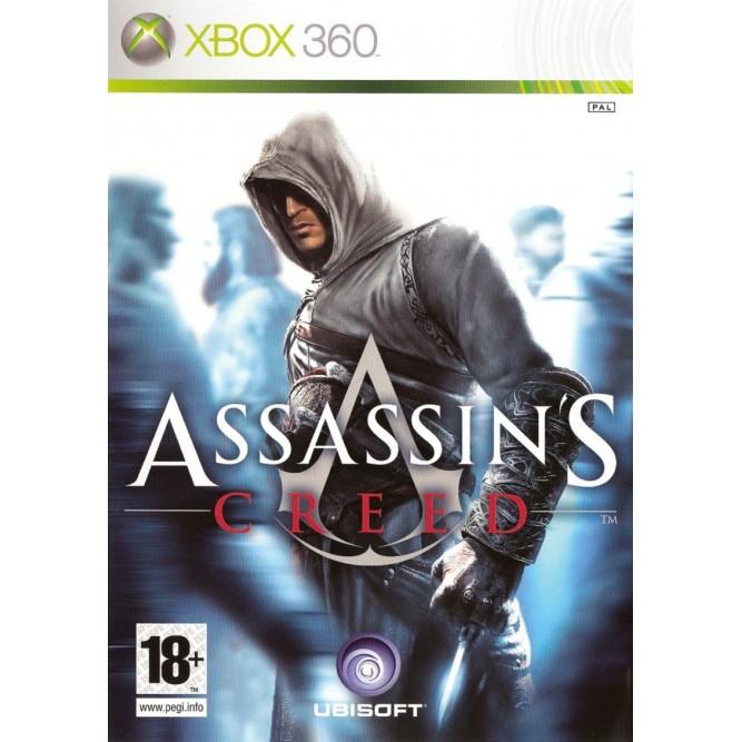 Игра Assassin's Creed (Xbox 360) б/у