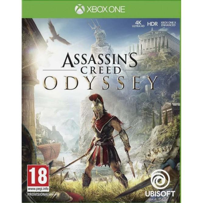 Игра Assassin's Creed Odyssey (AC: Одиссея) (Xbox One) (rus) б/у
