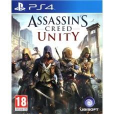 Игра Assassin's Creed Unity (Единство) (PS4) б/у (rus)