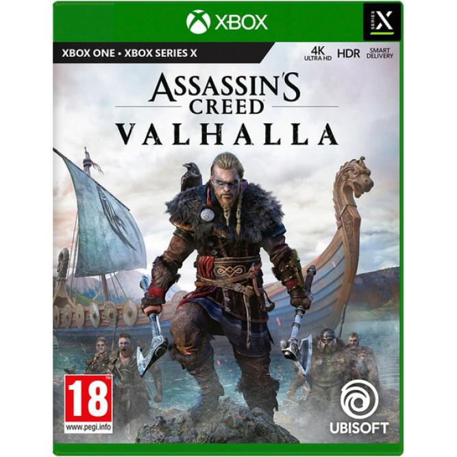 Игра Assassin's Creed: Valhalla (AC Вальгалла) (Xbox One) (rus) б/у