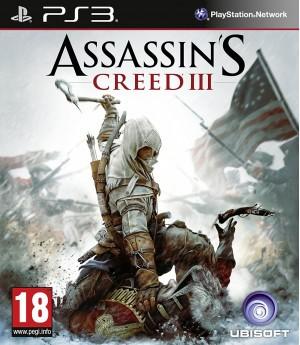 Игра Assassin's Creed III (PS3) (rus) б/у