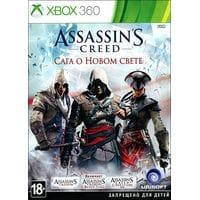 Игра Assassin's Creed. Сага о новом свете (Xbox 360) б/у