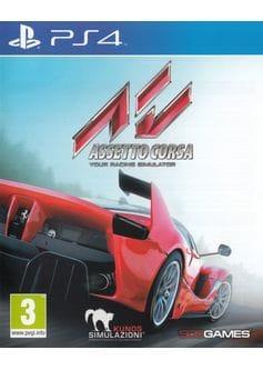 Игра Assetto Corsa (PS4) (rus sub)