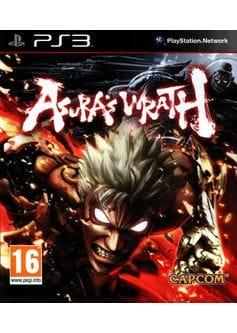 Игра Asura's Wrath (PS3) б/у (rus doc)