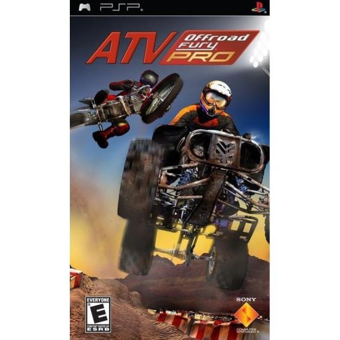 Игра ATV Offroad Fury Pro (PSP) б/у (eng)