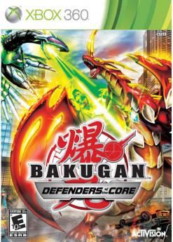 Игра Bakugan: Defenders of the Core (Xbox 360) б/у