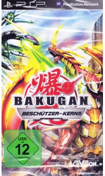 Игра Bakugan: Defenders of the Core (PSP) б/у