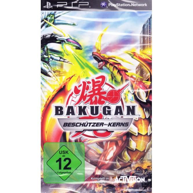 Игра Bakugan: Defenders of the Core (PSP) б/у