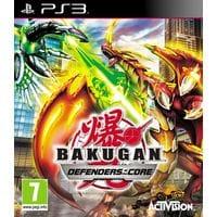 Игра Bakugan: Defenders of the Core (PS3)