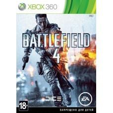 Игра Battlefield 4 (Xbox 360) б/у (rus)