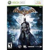 Игра Batman: Arkham Аsylum (Xbox 360) б/у